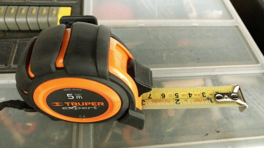 Marcas de flexómetros: Flexómetro Truper